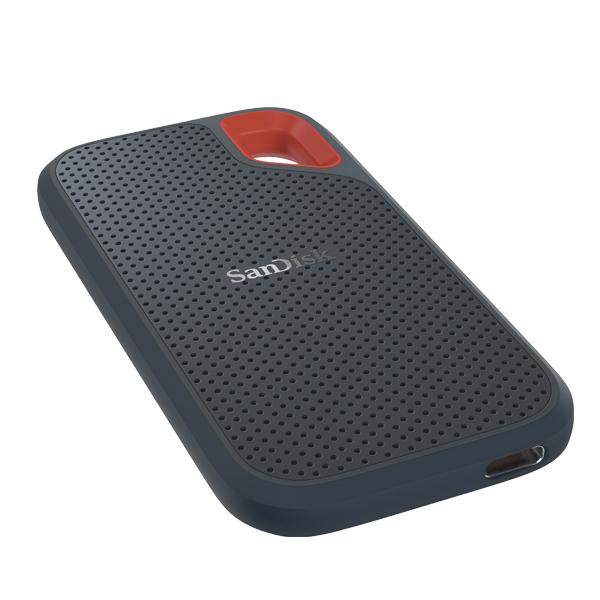 샌디스크 Extreme 포터블 SSD SDSSDE60-2T00, 2TB, 혼합색상
