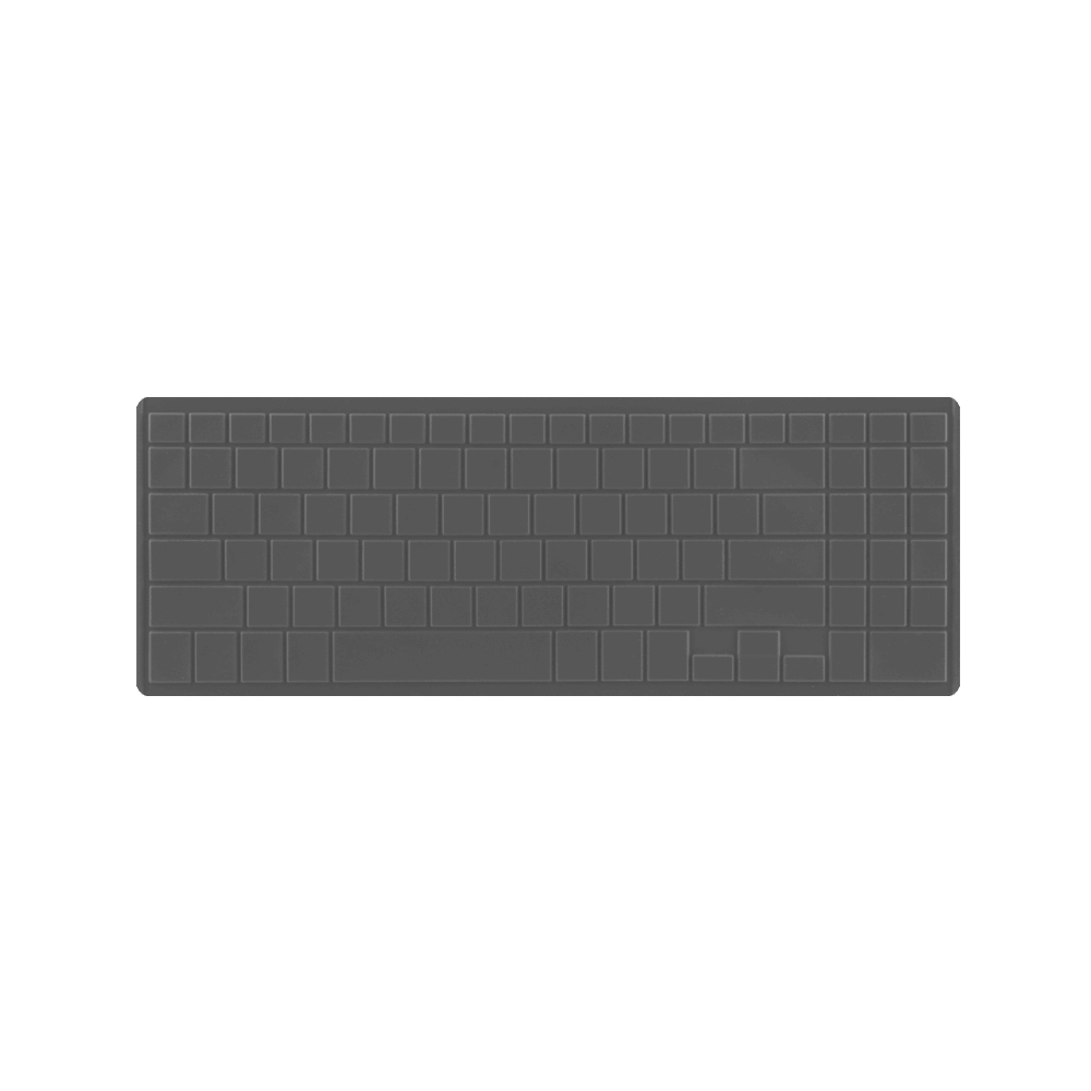 카라스 15U34 15U340 15UD340 노트북용 칼라 키스킨 LG 13, 블랙, 1개