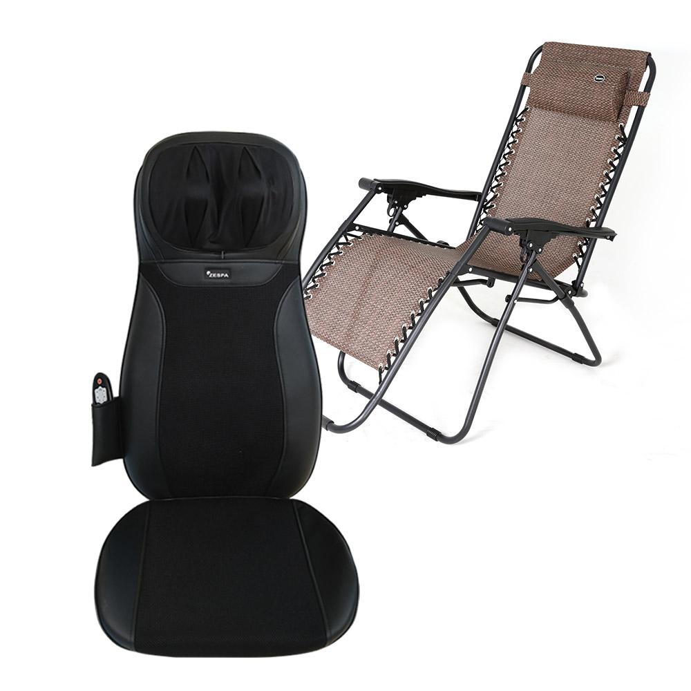제스파 애니 바디밸런스 의자형 안마기 + 이지릴렉스 체어 세트, ZP942, ZP1995