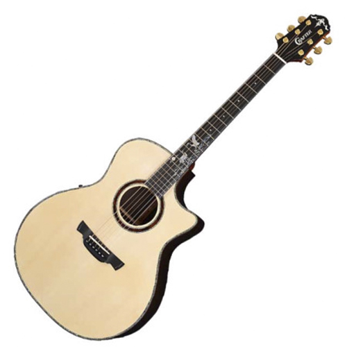 크래프터 어쿠스틱 기타, KCB-1000 PRESTIGE, 혼합 색상