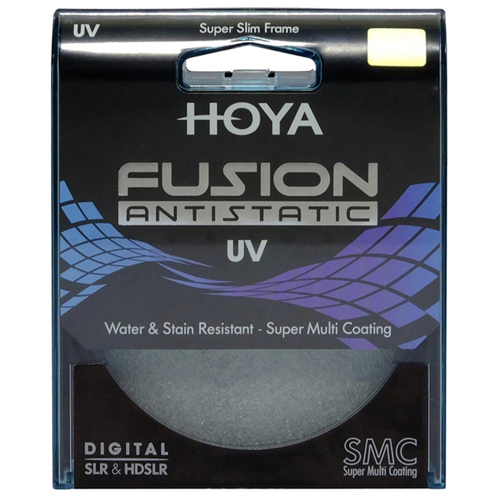 호야 퓨전안티스타틱 UV 49mm 16층 멀티코팅 필터