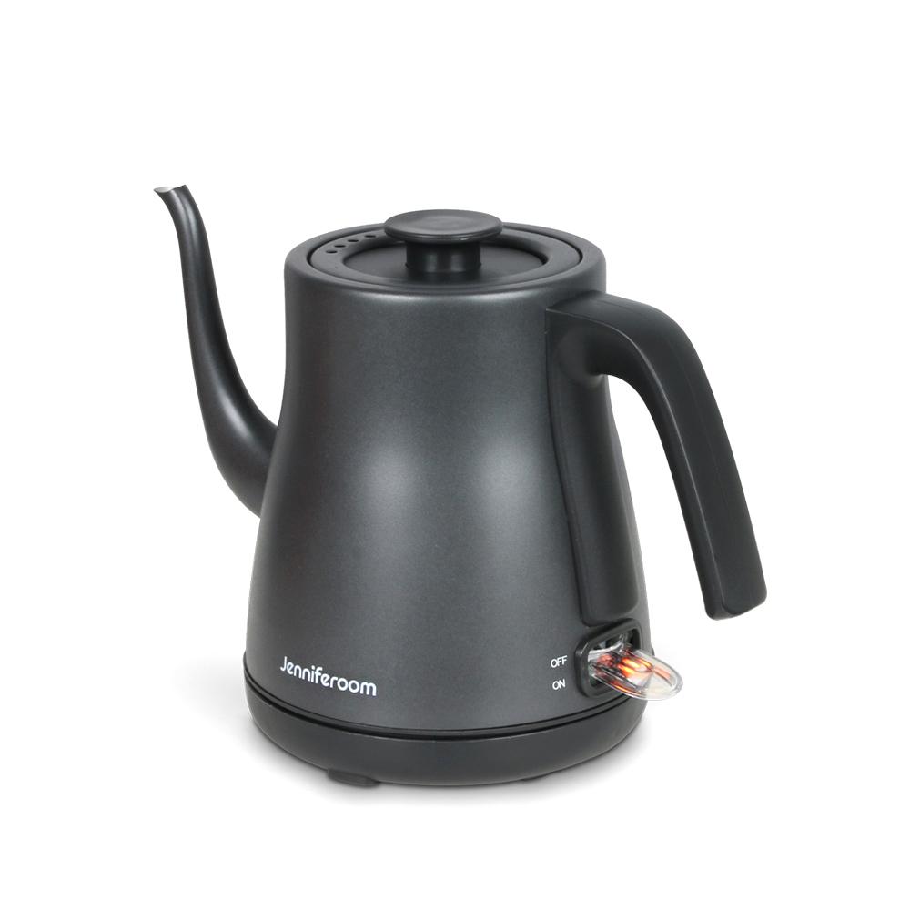 제니퍼룸 커피드립 전기포트 차콜, JR-3812G