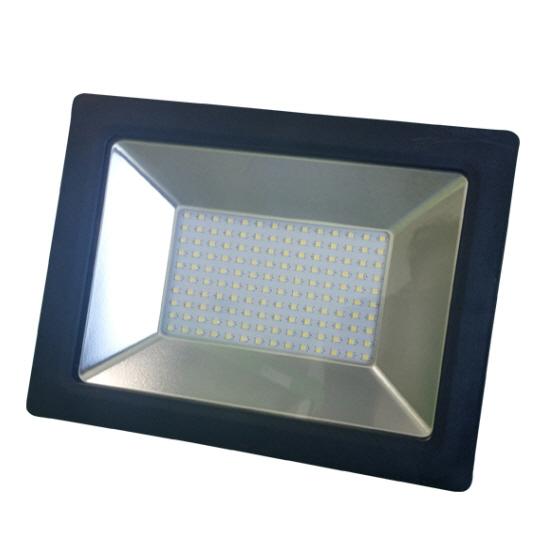 시그마 LED 뉴 노출 미니슬림 투광기 70W 주광색 블랙, 1개