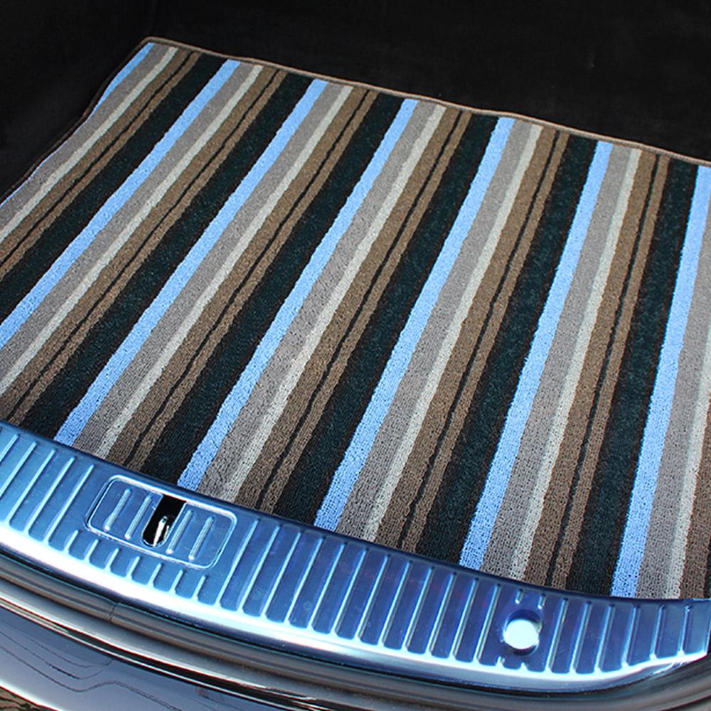 더존 세니스 트렁크매트 스트라이프 블루, 쉐보레, 올뉴말리부 16.5~ GT-16 (POP 116386914)