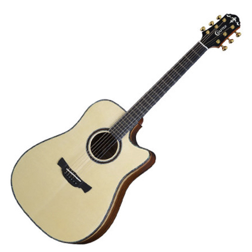 크래프터 어쿠스틱 기타, KDLXE-5000 PRESTIGE, 혼합 색상