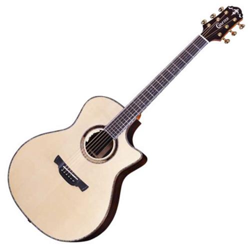 크래프터 어쿠스틱 기타, KGLXE-7000 ROSE, 혼합 색상