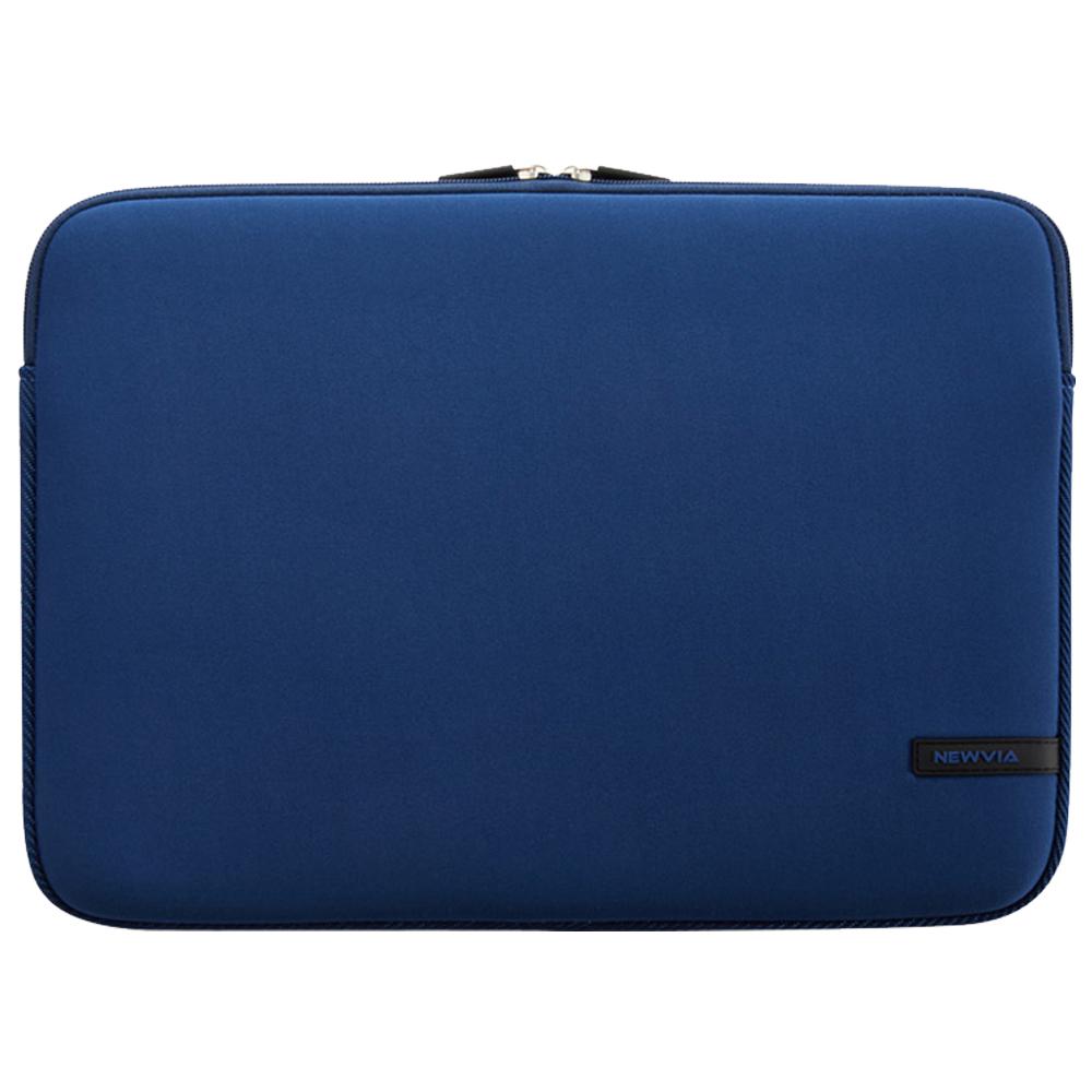 뉴비아 베이직 노트북 컬러파우치 NVA-N007, 네이비