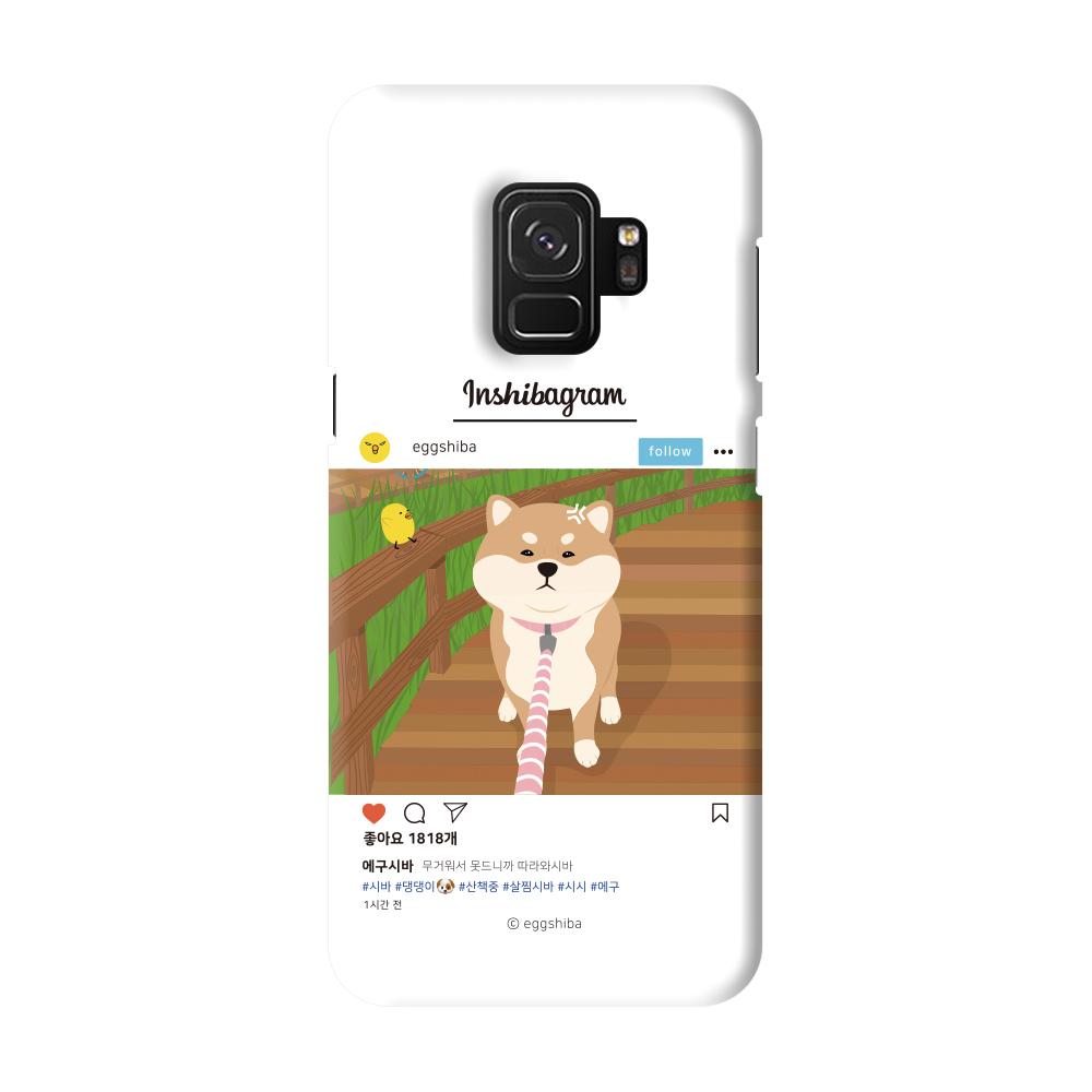 에구시바 인시바그램 슬림 휴대폰 케이스