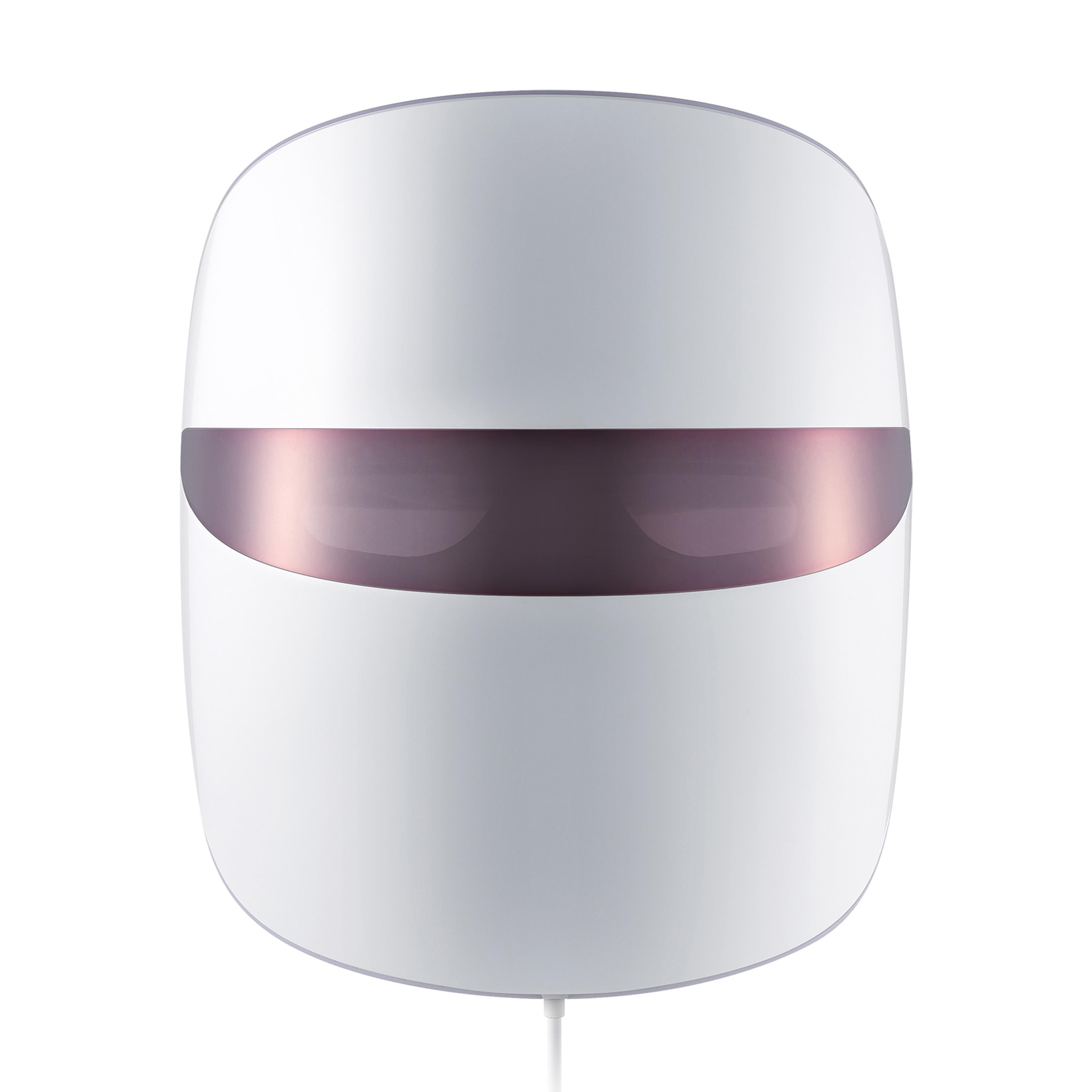 엘지 프라엘 핑크V 피부관리기 더마LED 마스크, BWJ1V, 스틸핑크