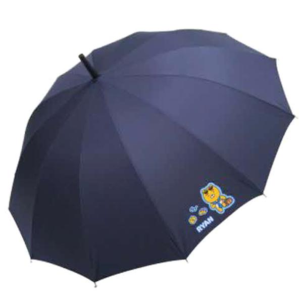 카카오프렌즈 자동장우산 57 스탬프트레블