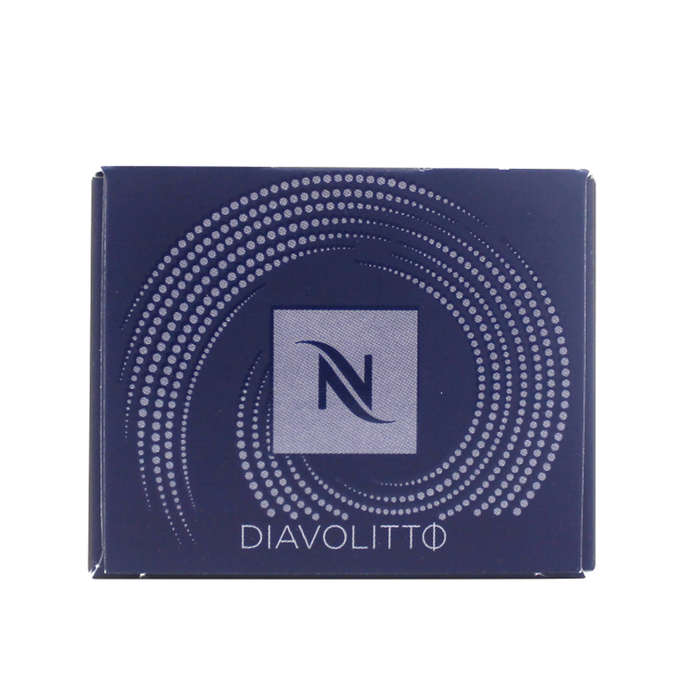 네스프레소 버츄오 디아볼리토 캡슐커피, 6.5g, 10개