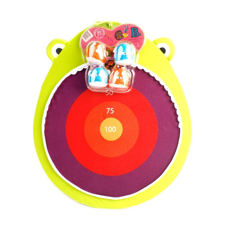 브랜드B 다트 입큰개구리, 혼합 색상