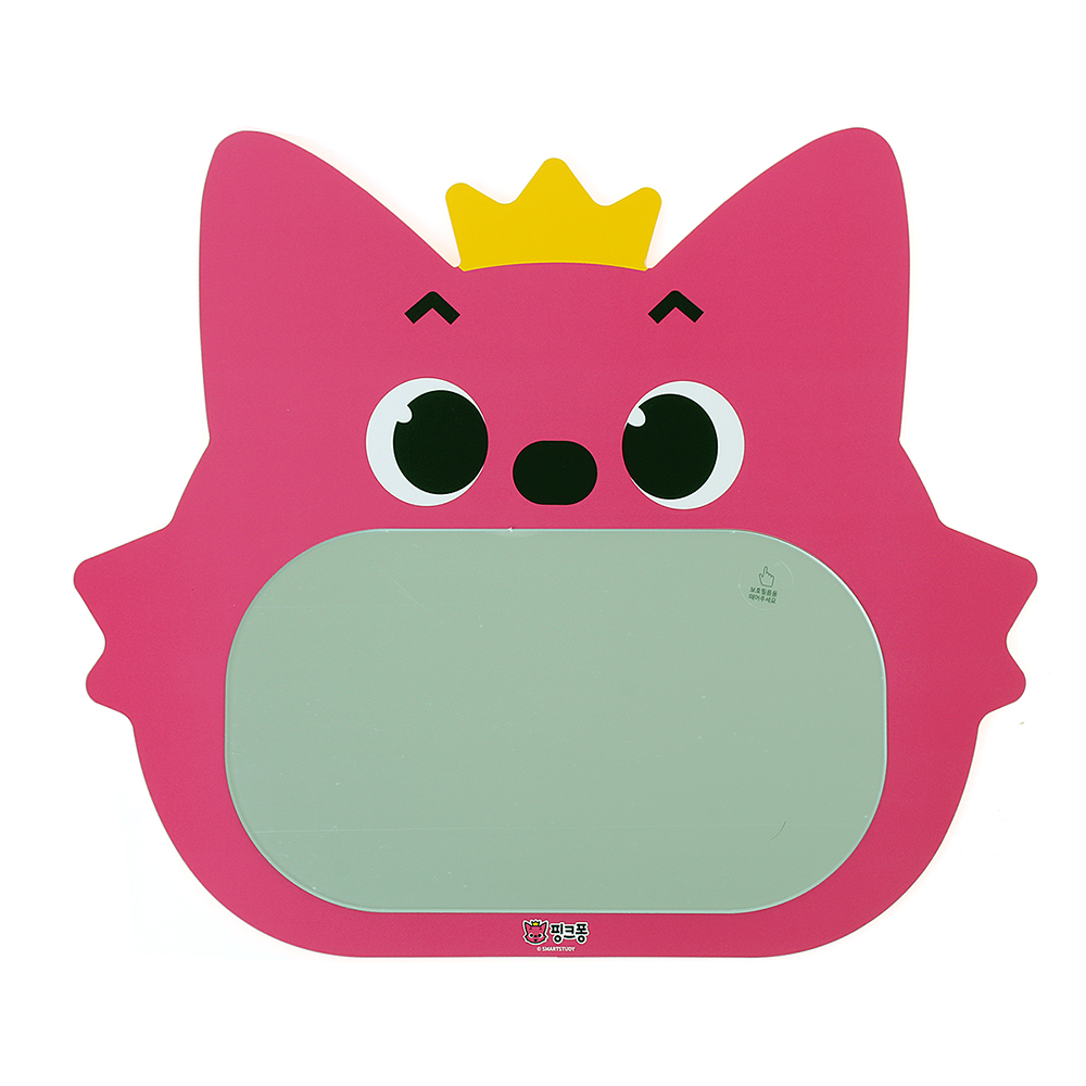 핑크퐁 안전 욕실거울, 혼합 색상