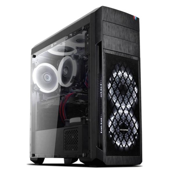 컴맹닷컴 중상급 게이밍 3D 그래픽작업 조립PC CMA260C-603H(라이젠5 2600 RAM 16GB GTX1060 3GB SSD 240GB Win10), CMA260C-603H, 기본형