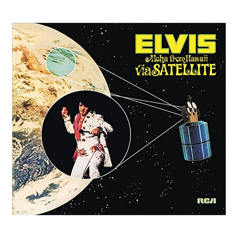 ELVIS PRESLEY - ALOHA FROM HAWAII VIA SATELLITE (LEGACY EDITION) 유럽수입반, 1CD