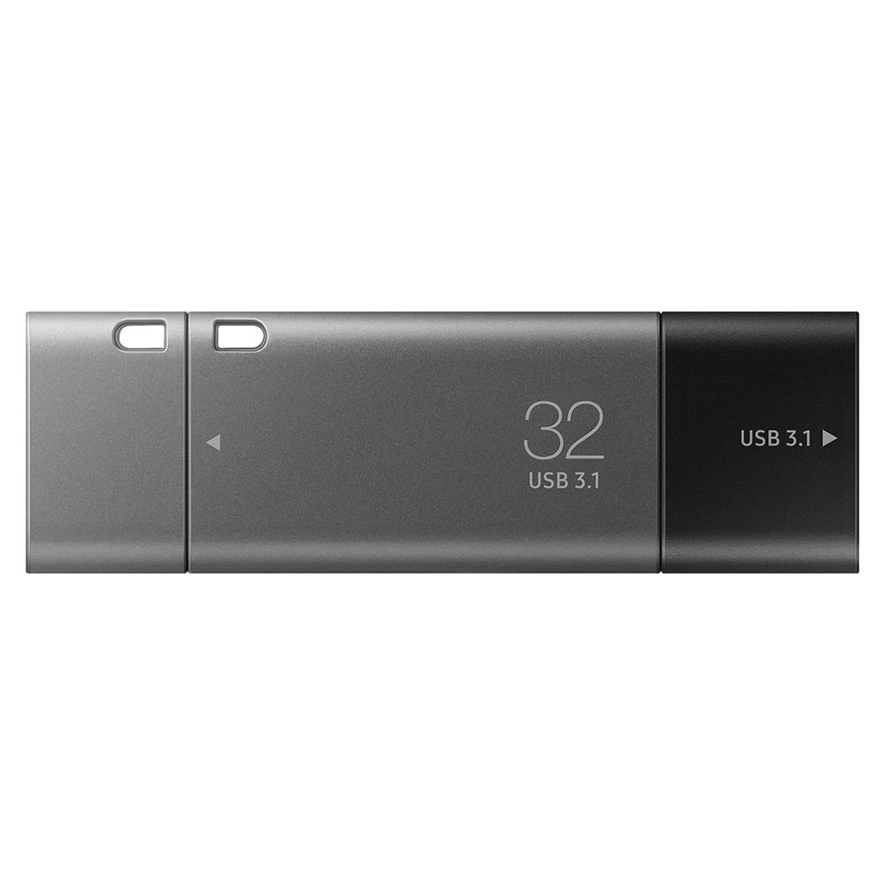 [삼성전자 뚜껑형] 삼성전자 스틱형 USB 3.1 MUF-32DB/APC, 32GB - 랭킹5위 (18190원)