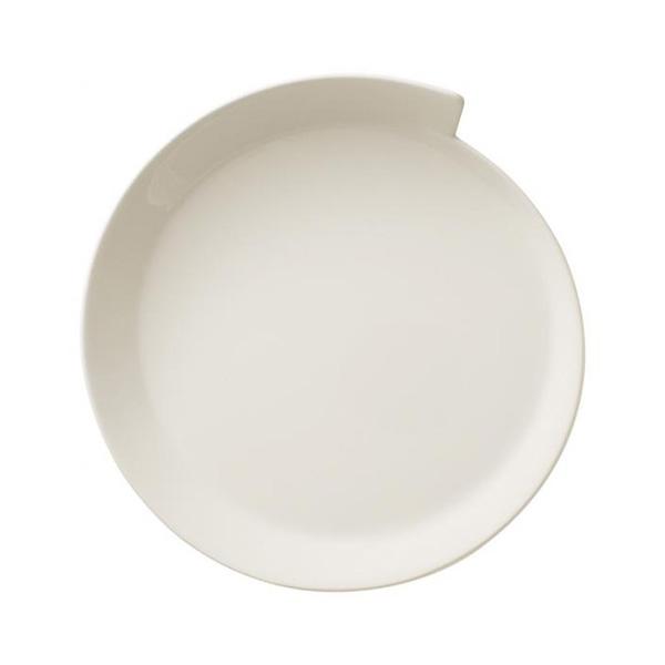빌레로이앤보흐 뉴웨이브 라운드 샐러드접시, 화이트