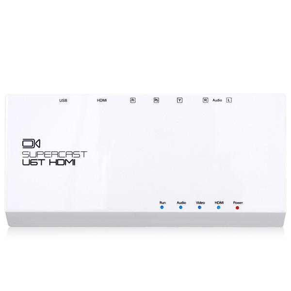 스카이디지탈 SKY HD 영상캡쳐 SUPERCAST U6T HDMI