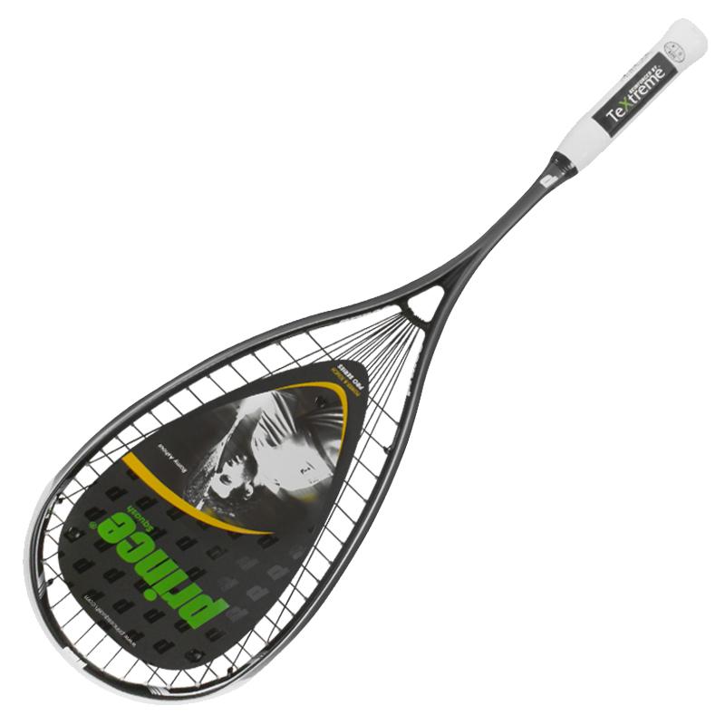 프린스 텍스트림 프로 에어스틱 라이트 550 스쿼시라켓 TXT PROARSTK LT, 블랙