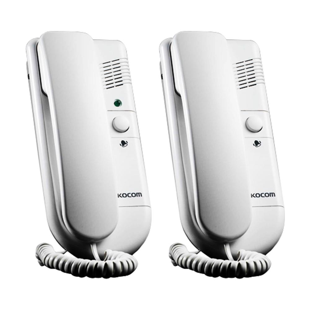 코콤 1:1 직통식 인터폰, IP-201P