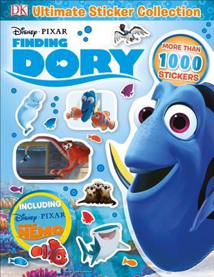 Disney Pixar Finding Dory Paperback, DK Publishing (Dorling Kindersley)