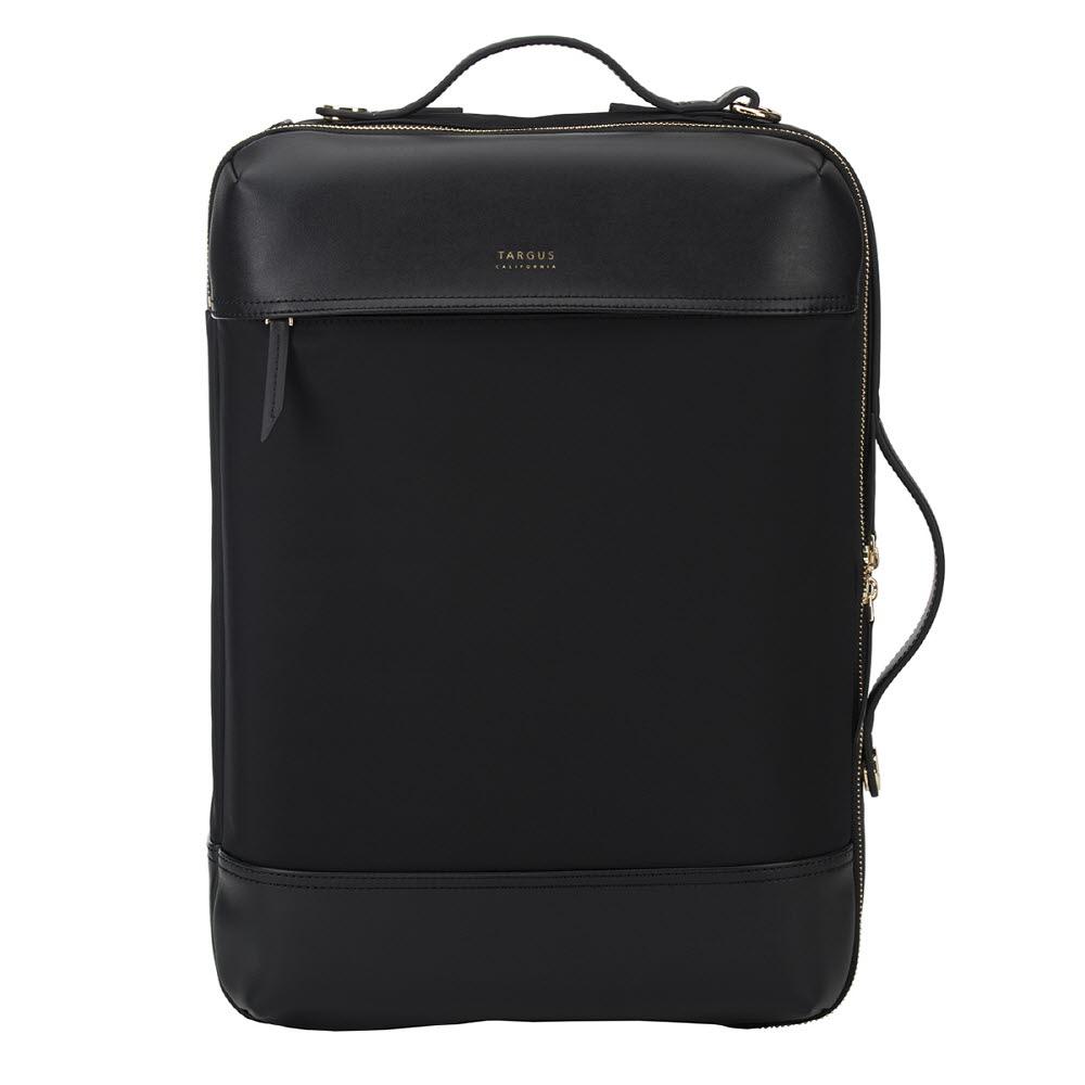 타거스 캘리포니아 뉴포트 컨버터블 쓰리인원 노트북 백팩 TSB947AP-70, 블랙