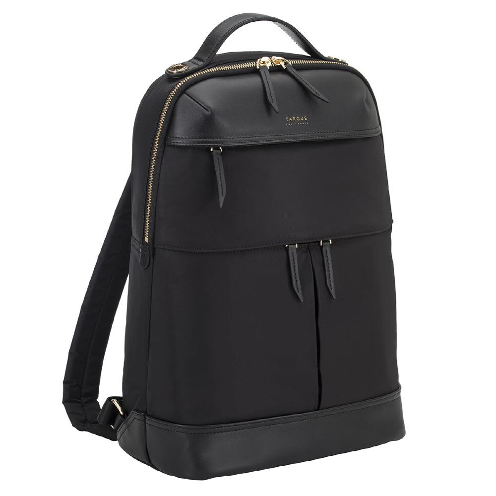 타거스 캘리포니아 뉴포트 노트북 백팩 TSB945AP-70, 블랙