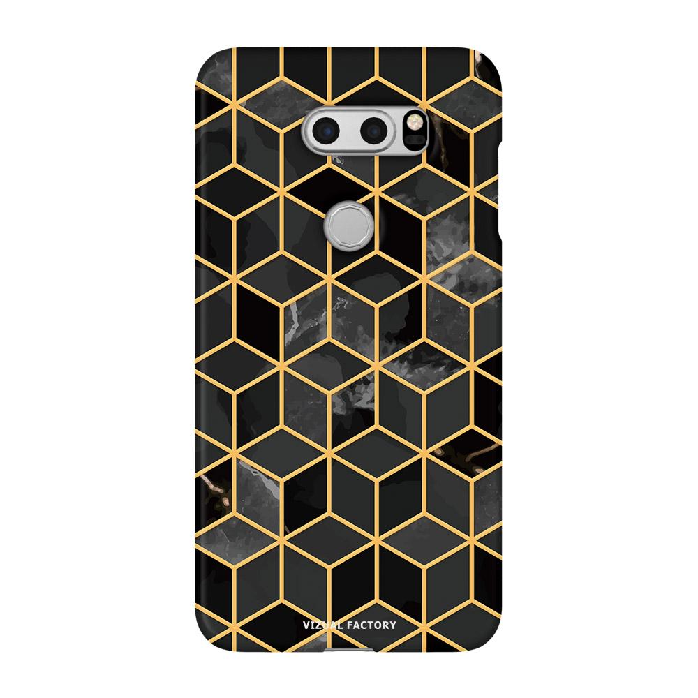 비주얼팩토리 큐브 휴대폰 하드 케이스