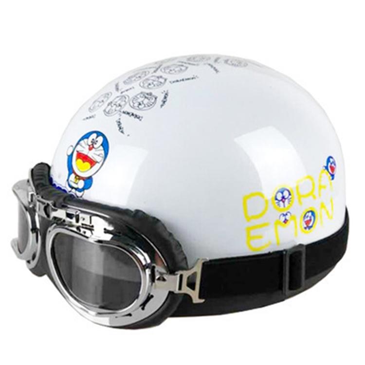 스타트리 고글헬멧 세트 helmet2717, 화이트