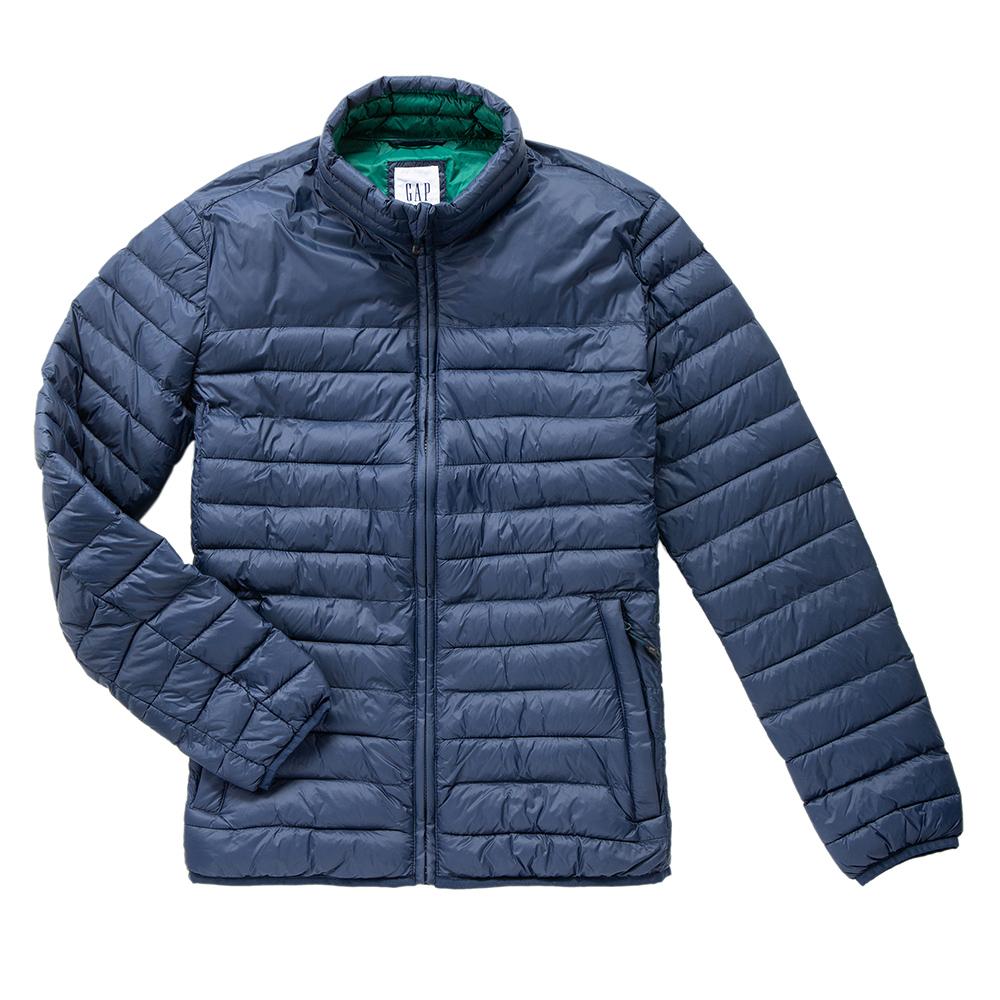 갭 남성용 경량 패딩 재킷