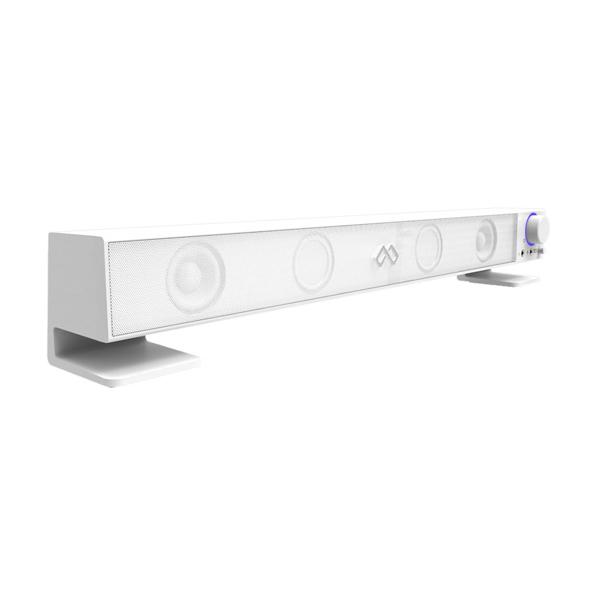 맥스틸 USB 사운드바, SB-200(화이트)
