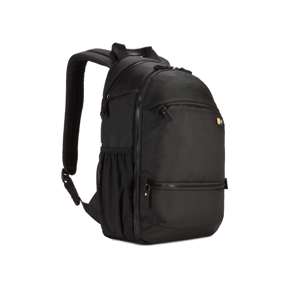 케이스로직 브라이커 카메라 드론 미디엄 백팩 3203654, 블랙