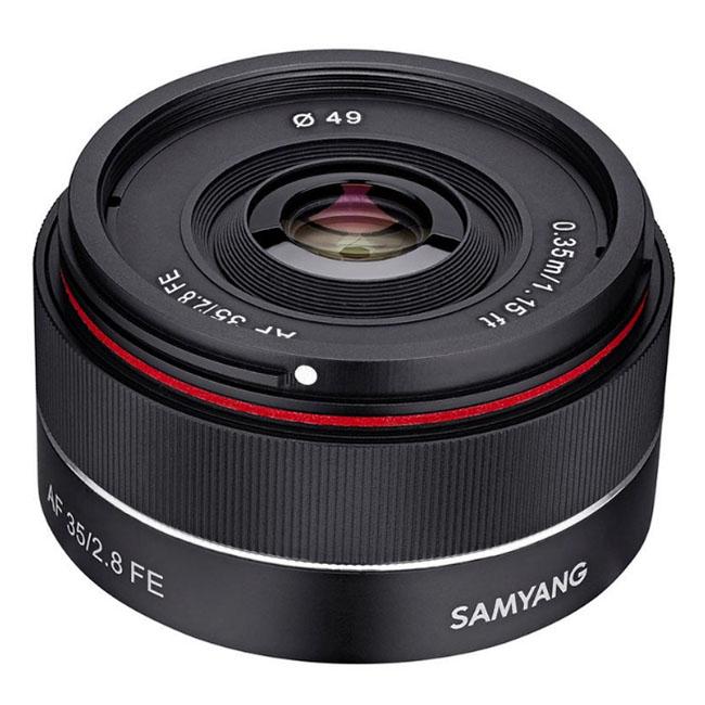 삼양 카메라 단렌즈 AF 24mm F2.8 / FE