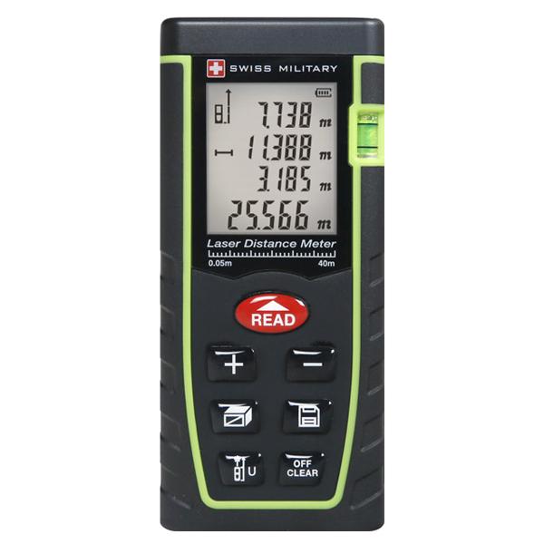 스위스밀리터리 레이저 거리 측정기SML-40M, 1개