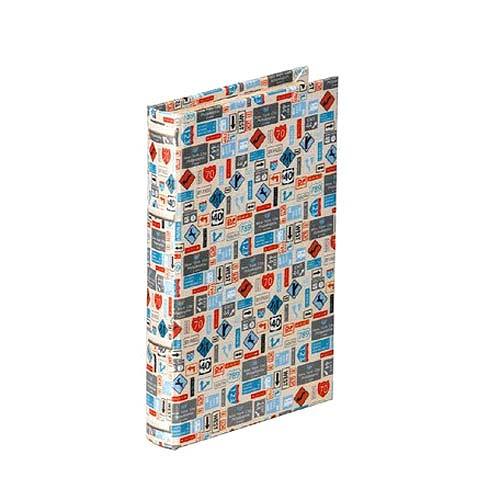동양석창 인테리어용 북박스 교통표지판 무늬, 혼합 색상