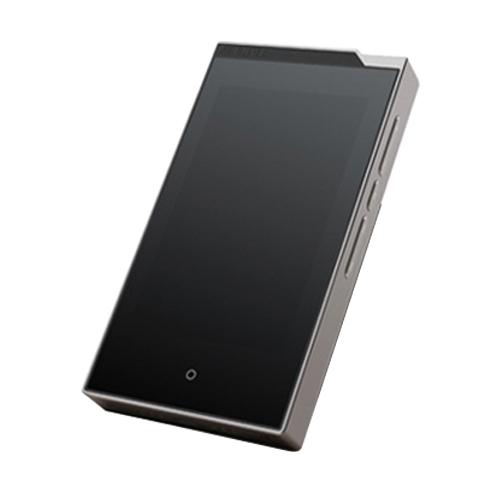 코원 PLENUE S MP3플레이어 128GB, 티타늄실버