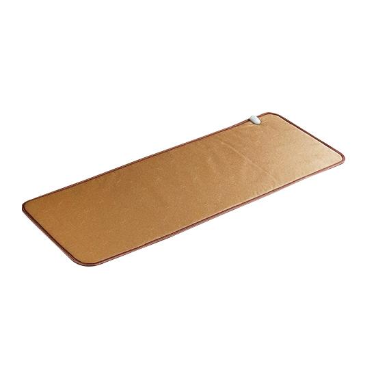 우진의료기 한일 1인용 찜질 전기매트 골드 WJ-9787, 소형(50 x 140 cm)