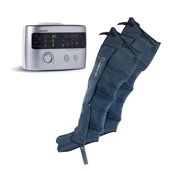 닥터라이프 기본형 공기압 마사지기 + 다리 슬리브 2p, V9