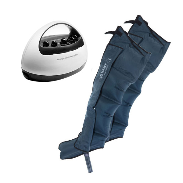 닥터라이프 에이스 프리미엄 기본형 공기압 마사지기 + 다리 슬리브 2p, ACE PREMIUM-S