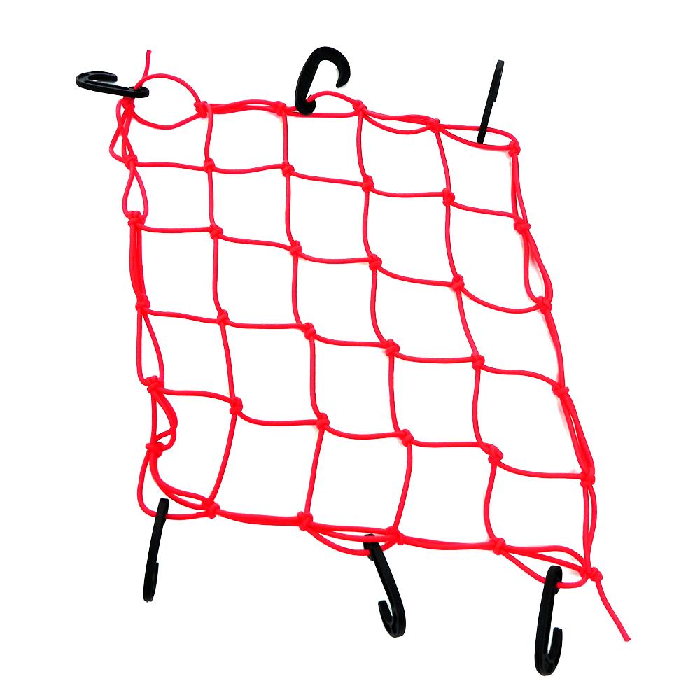 한림 다용도 탄성 그물망 35 x 35 cm, 빨강, 1개 (POP 151844276)
