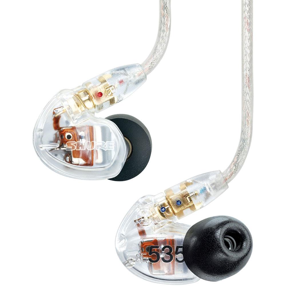 슈어 이어폰, SE535, 클리어