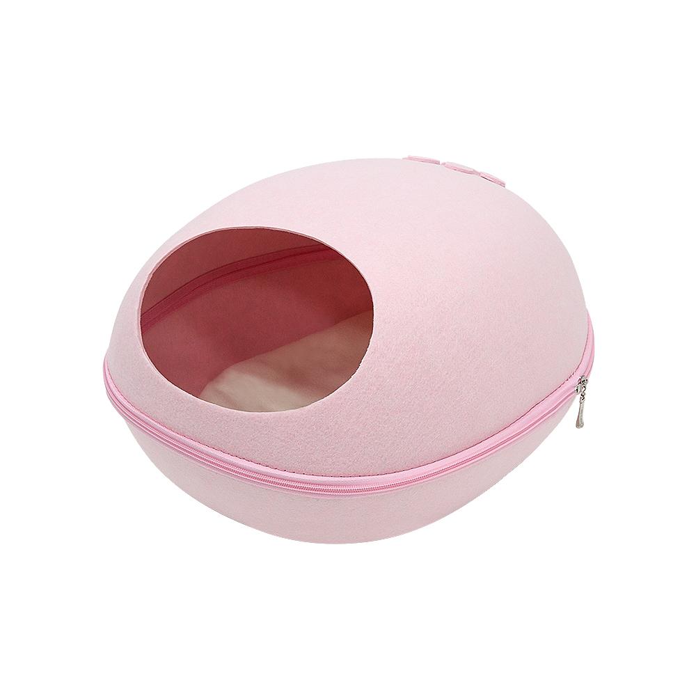 피카노리 마카롱 고양이집 PECA5101, 핑크