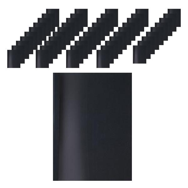 카피어랜드 열제본 표지 15mm 50p, 청색, A4