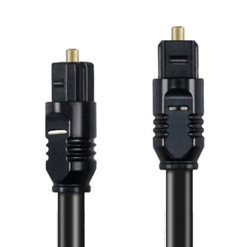 아남 4파이 옵티컬 오디오 전송 광케이블 5m AO-450, 혼합 색상, 1개