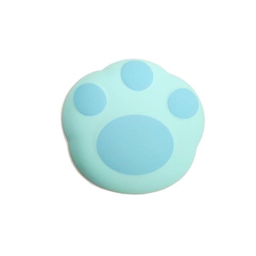 매직베어 보조배터리 겸용 휴대용 손난로 + 마이크로 5핀 연결잭 + 파우치, CMK-5000, 블루