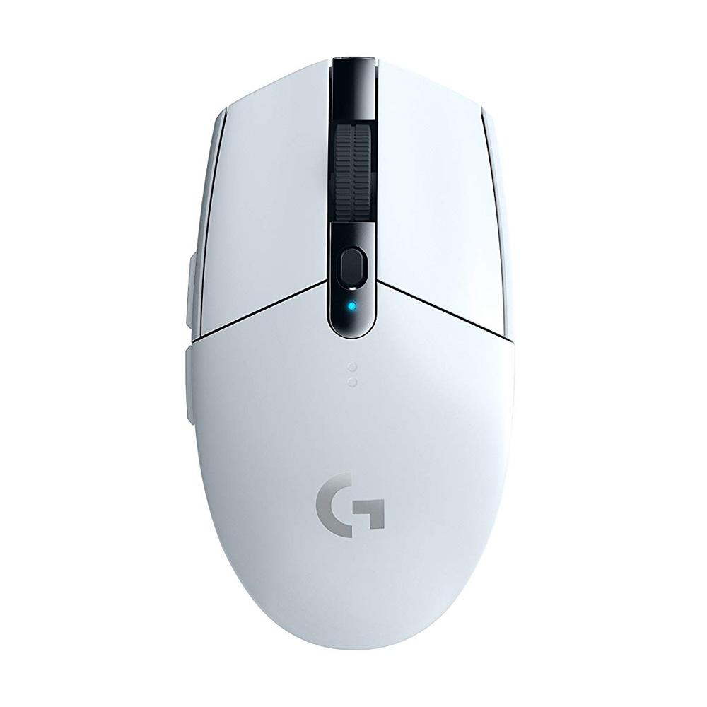 로지텍 LIGHTSPEED 무선 게이밍 마우스 G304, 화이트