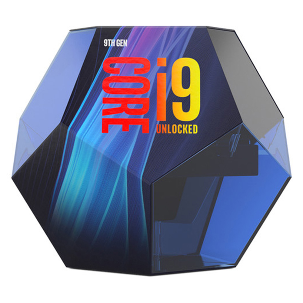 인텔 코어 커피레이크 리프레시 CPU i9-9900K