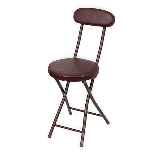 에스파스 접이식 쿠션 등받이의자  브라운16피스 인테리어 카페 화장대 에펠 의자 멜 쿠션  블랙상상후 인테리어 북유럽 모던 디