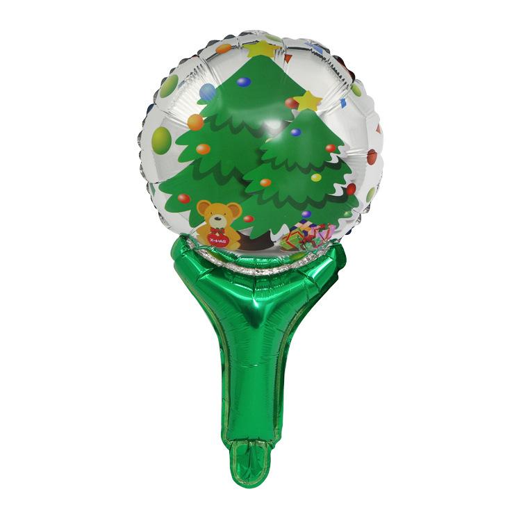풍선팜 크리스마스 파티 풍선 N 23 x 40 cm, 혼합 색상, 45개입