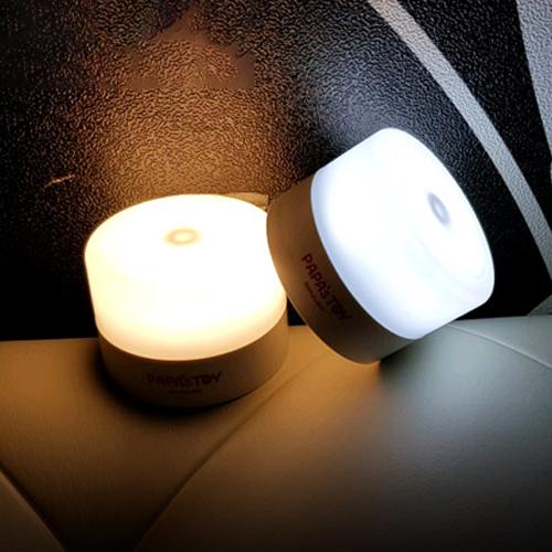 파파스토이 LED 심플 라이트 무드등, Day Light